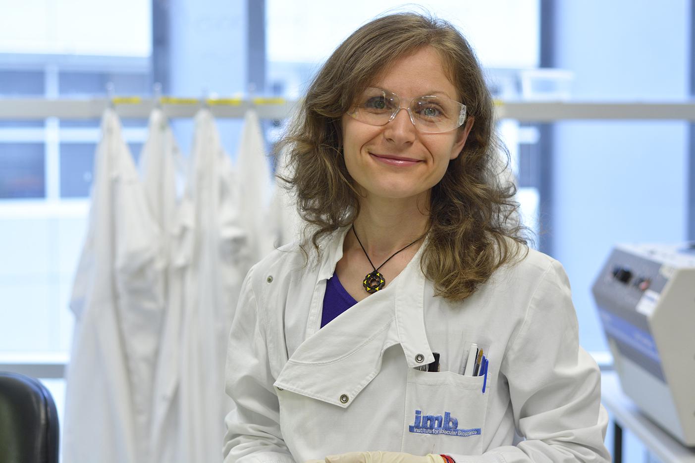 Dr Alina Zamoshnikova