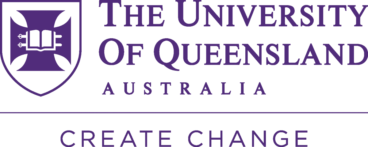Institute for Molecular Bioscience, The University of Queensland Logo